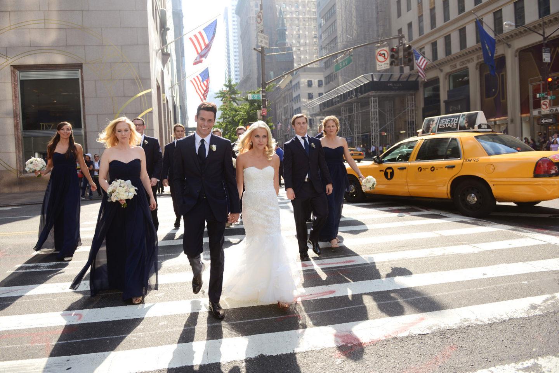 Hochzeitsbilder Rockefeller Center von Hochzeitsfotograf New York