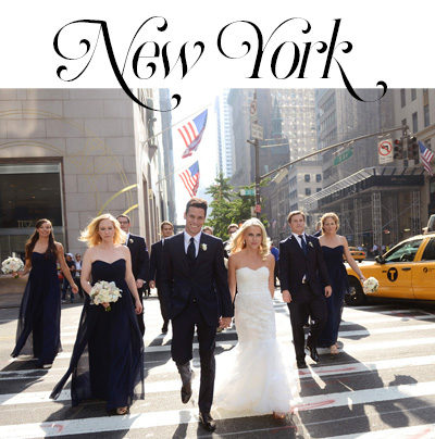 Destination Wedding Photographer NYC
