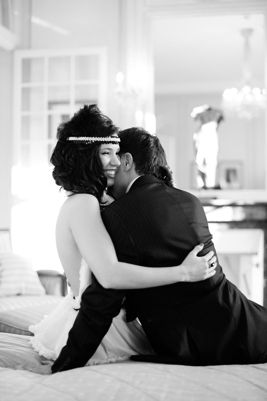 Danielle & Patric's Hochzeitsfotos aus dem Beau Rivage Hotel, fotografiert von Hochzeitsfotograf Zürich XOANDREA